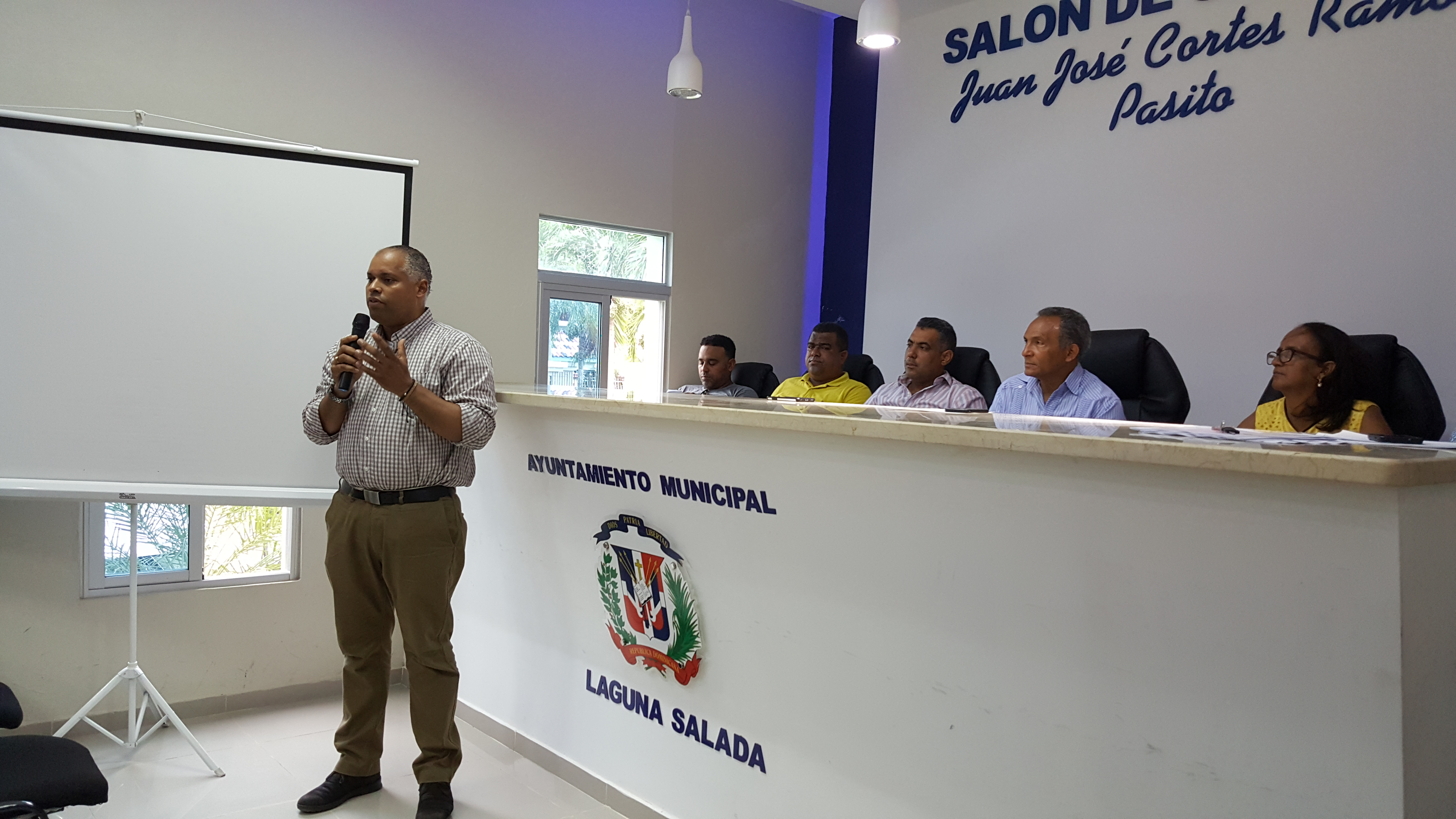 Lanzamiento Plan Municipal de Desarrollo de Laguna Salada.