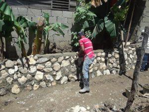 """Ayuntamiento, inicia trabajos; sector """"San Antonio""""."""