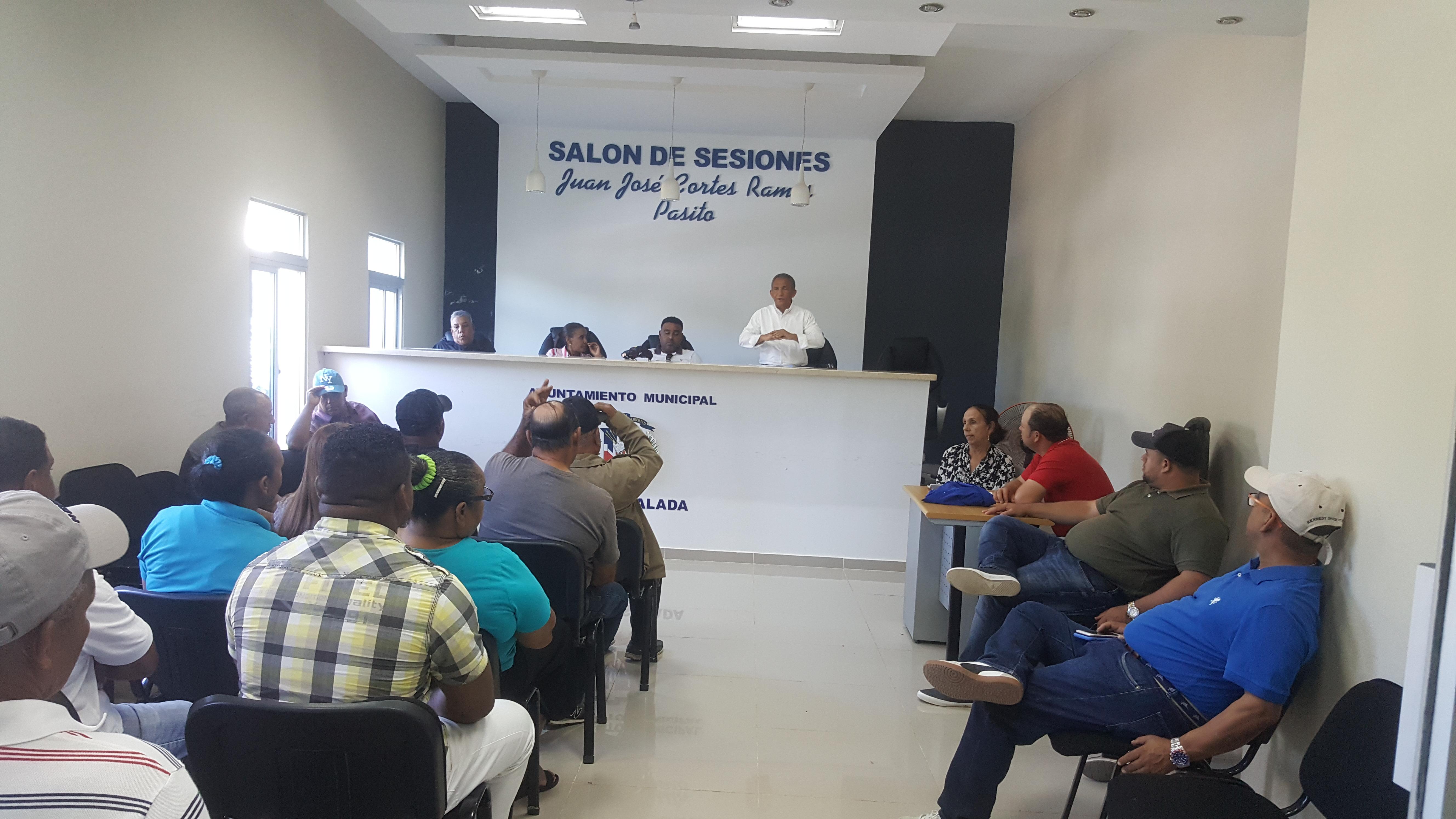 Ayuntamiento Realiza Procesos de Presupuesto Participativo 2020