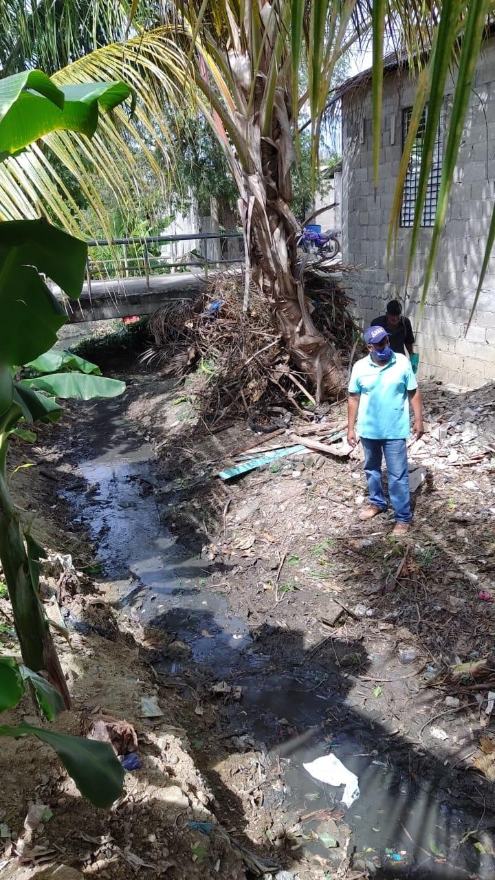 Operativo de Limpieza Mirador del Yaque hasta Barrio keki.
